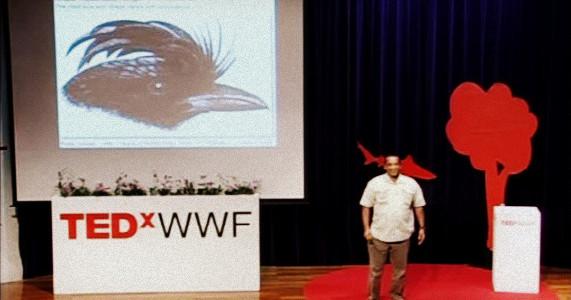 Irshad Mobarak at TEDxWWF