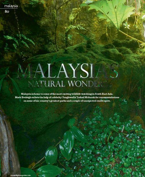 Malaysia's Natural Wonders