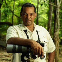 Irshad Mobarak a Malaysian Naturalist, Conservationist and Educator.